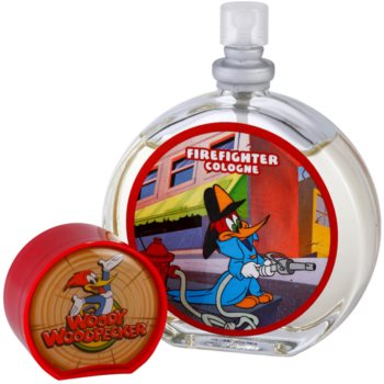 Woody Woodpecker Firefighter Eau de Toilette For Kids 3
