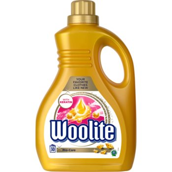 Woolite Pro-Care Flüssigwaschmittel 1800 ml