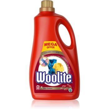 Woolite Mix Colors Waschmittel für Buntwäsche 3600 ml