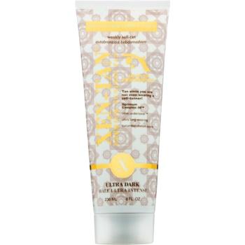 Xen-Tan Ultra Dark samoopalovací krém na tělo a obličej s arganovým olejem 236 ml