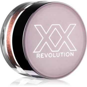 XX by Revolution Chromatixx pigment cu sclipici pentru față și ochi