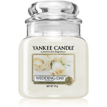 Yankee Candle Wedding Day lumânare parfumată