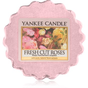 Yankee Candle Fresh Cut Roses vosk do aromalampy 22 g