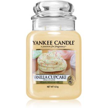 Yankee Candle Vanilla Cupcake lumânare parfumată
