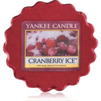 Yankee Candle Cranberry Ice vosk do aromalampy 22 g