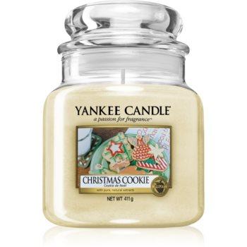 Yankee Candle Christmas Cookie lumânare parfumată