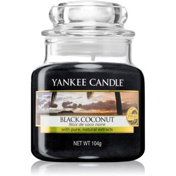 Yankee Candle Black Coconut lumânare parfumată