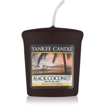 Yankee Candle Black Coconut votivní svíčka 49 g