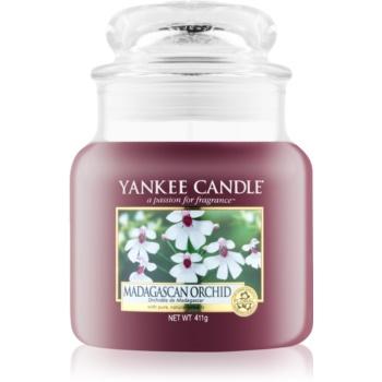 Yankee Candle Madagascan Orchid lumanari parfumate 411 g Clasic mediu