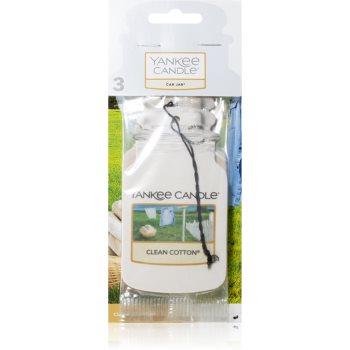 Yankee Candle Clean Cotton etichetă parfumată pentru ușă