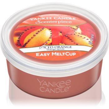 Yankee Candle scenterpiece meltcup vosk spiced orange