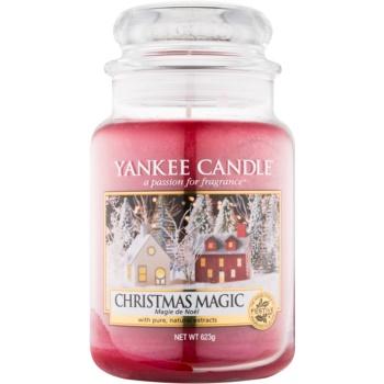 Yankee Candle Christmas Magic vonná svíčka Classic velká 623 g