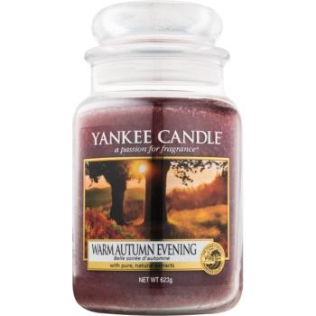 Yankee Candle Warm Autumn Evening lumanari parfumate 623 g Clasic mare
