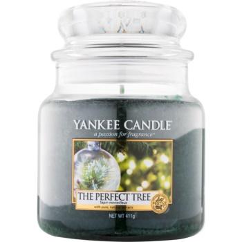 Yankee Candle The Perfect Tree vonná svíčka Classic střední 410 g