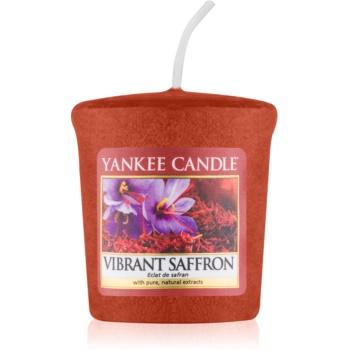 Yankee Candle Vibrant Saffron lumânare votiv 49 g