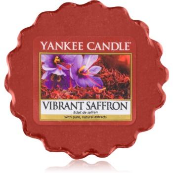 Yankee Candle Vibrant Saffron ceară pentru aromatizator 22 g