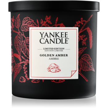 Yankee Candle Golden Amber lumanari parfumate 198 g mic