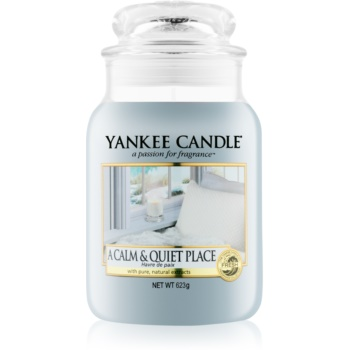 Yankee Candle A Calm & Quiet Place lumanari parfumate 623 g Clasic mare