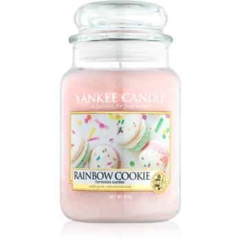 Yankee Candle Rainbow Cookie lumanari parfumate 623 g Clasic mare