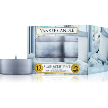 Yankee Candle A Calm & Quiet Place lumânare 12 x 9,8 g