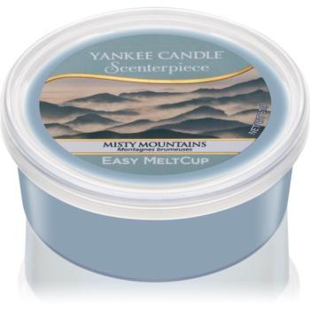 Yankee Candle Misty Mountains vosk do elektrické aromalampy 61 g