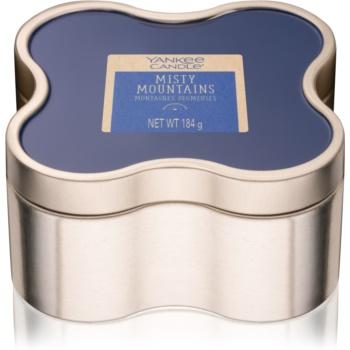 Yankee Candle Misty Mountains lumanari parfumate 184 g cutie de metal