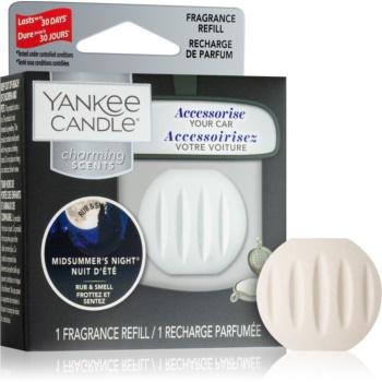 Yankee Candle Midsummer´s Night parfum pentru masina rezervă agățat