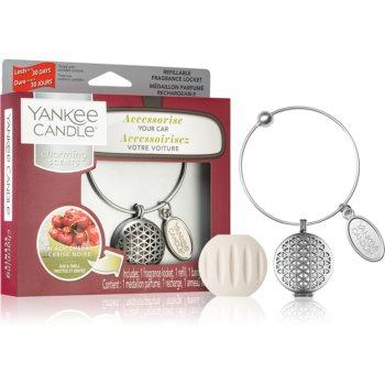 Yankee Candle Black Cherry parfum pentru masina (Geometric)