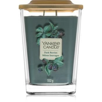 Yankee Candle Elevation Dark Berries vonná svíčka velká 552 g