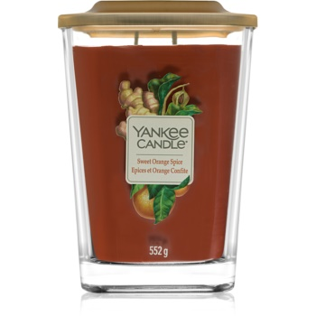 Yankee Candle Elevation Sweet Orange Spice lumanari parfumate 552 g mare