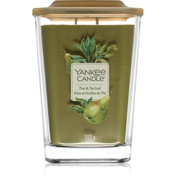 Yankee Candle Elevation Pear & Tea Leaf vonná svíčka velká 552 g