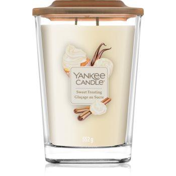 Yankee Candle Elevation Sweet Frosting lumanari parfumate 552 g mare