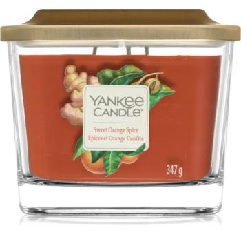 Yankee Candle Elevation Sweet Orange Spice lumanari parfumate 347 g mediu
