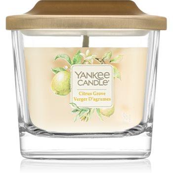 Yankee Candle Elevation Citrus Grove lumanari parfumate 96 g mic