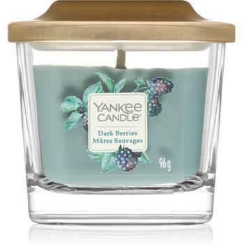 Yankee Candle Elevation Dark Berries vonná svíčka malá 96 g