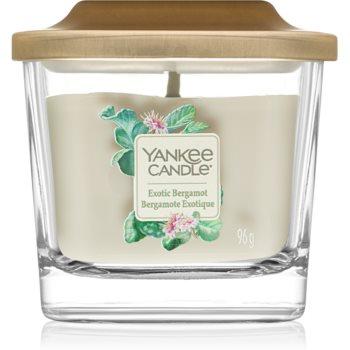 Yankee Candle Elevation Exotic Bergamot lumanari parfumate 96 g mic