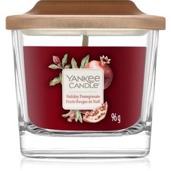 Yankee Candle Elevation Holiday Pomegranate lumanari parfumate 96 g mic