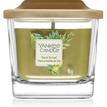 Yankee Candle Elevation Pear & Tea Leaf vonná svíčka malá 96 g