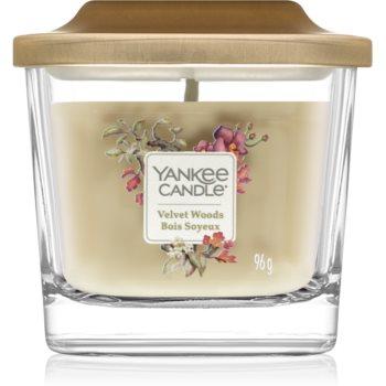 Yankee Candle Elevation Velvet Woods lumanari parfumate 96 g mic