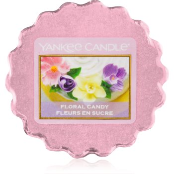 Yankee Candle Floral Candy vosk do aromalampy 22 g