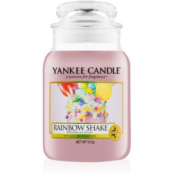 Yankee Candle Rainbow Shake vonná svíčka Classic velká 623 g