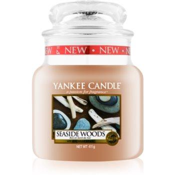 Yankee Candle Seaside Woods lumânare parfumatã Clasic mediu imagine produs