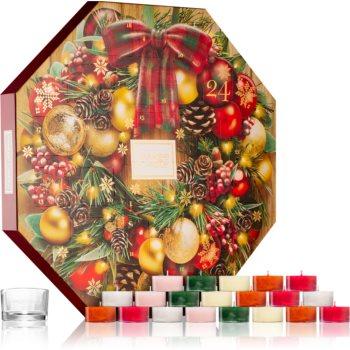 Yankee Candle Alpine Christmas adventní kalendář II.