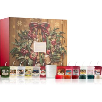 Yankee Candle Alpine Christmas adventní kalendář I.