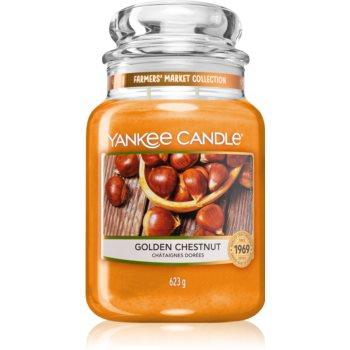 Yankee Candle Golden Chestnut vonná svíčka Classic velká 623 g