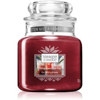 Yankee Candle Pomegranate Gin Fizz lumânare parfumatã Clasic mini imagine produs