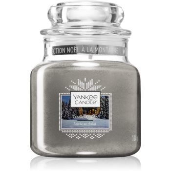 Yankee Candle Candlelit Cabin lumânare parfumată Clasic mini