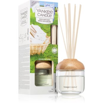 Yankee Candle Clean Cotton aroma diffuser mit füllung I. 120 ml