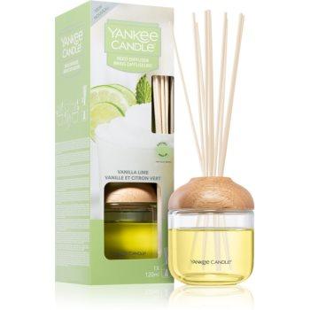 Yankee Candle Vanilla Lime aroma difuzér s náplní 120 ml