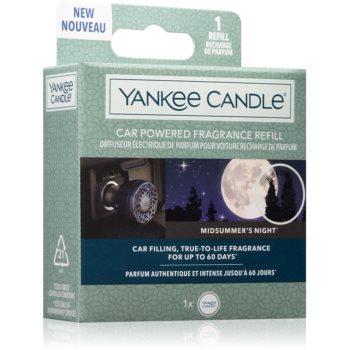 Yankee Candle Midsummer´s Night parfum pentru masina rezervă